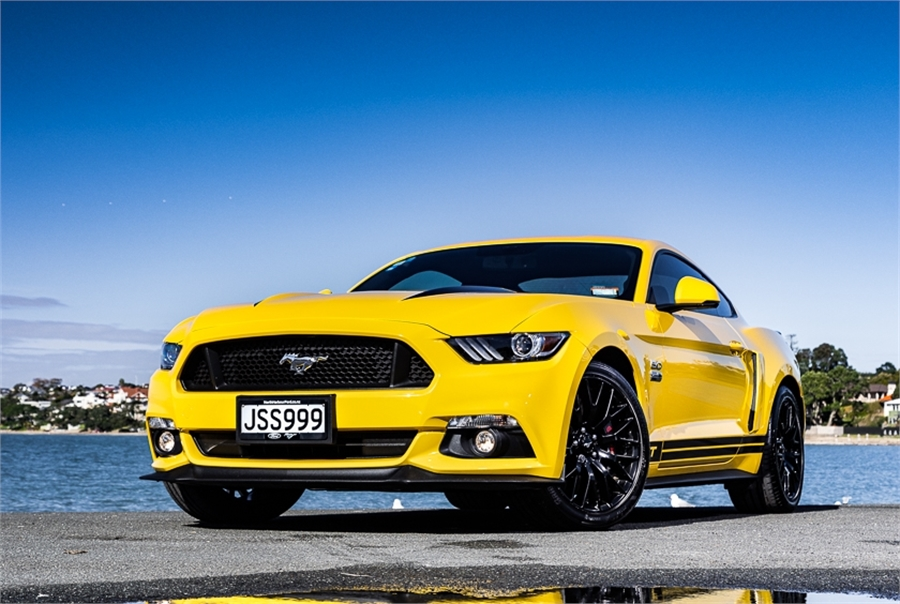 2016 Ford Mustang 5.0L Fastback Auto GT