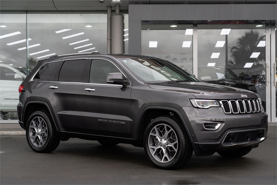 2021 Jeep Grand Cherokee Limited 3.0D 4WD 8A 5Dr *NEW*
