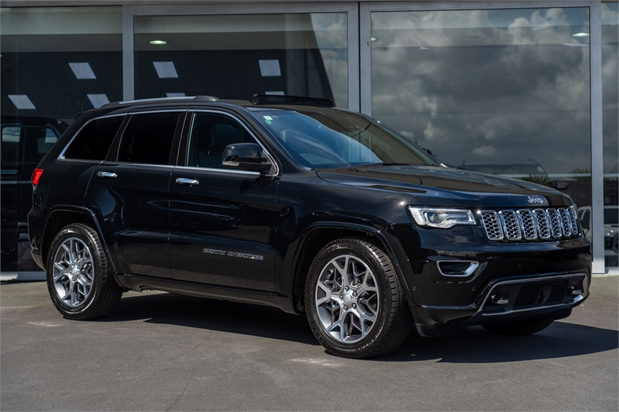 2021 Jeep Grand Cherokee Overland 3.0D 4WD 8A 5Dr Wagon