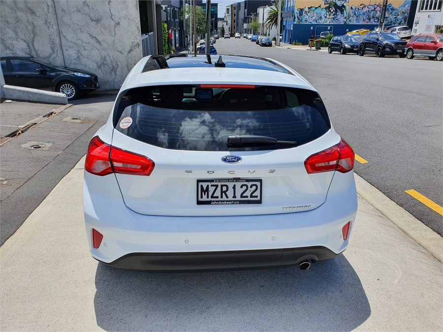 2020 Ford Focus NZ NEW, TITANIUM, PETROL