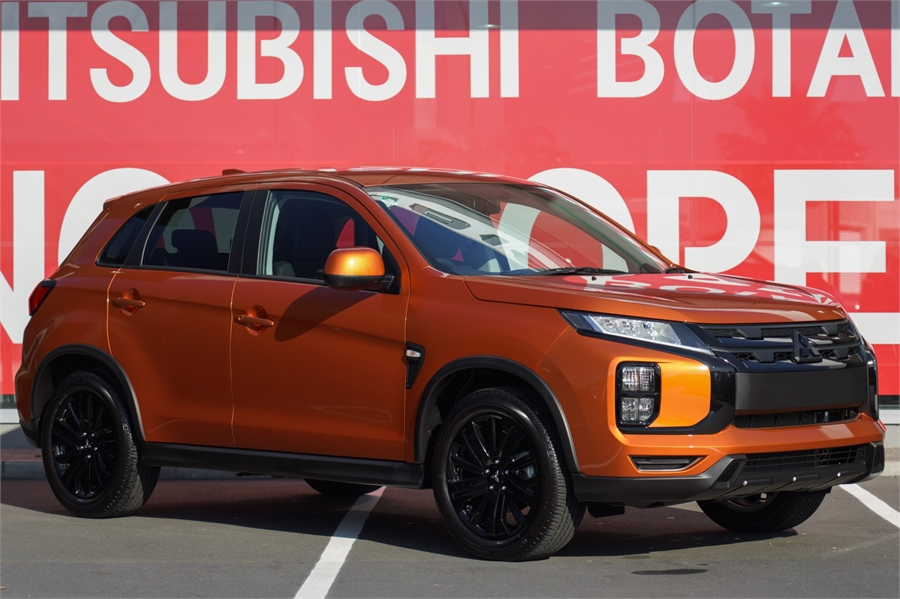 2021 Mitsubishi ASX LS 2.0P 2WD - Andrew Simms Exclusive Edition