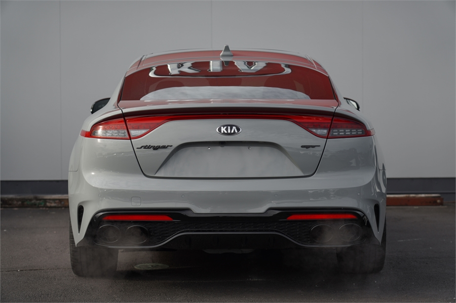 2021 Kia Stinger GT Sport Black Out