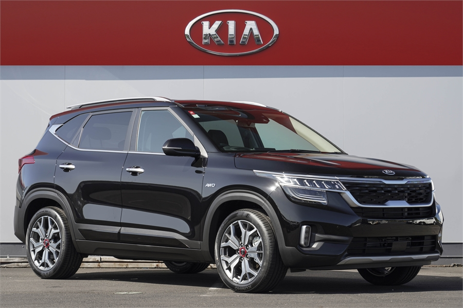 2021 Kia Seltos LTD 1.6L Turbo AWD