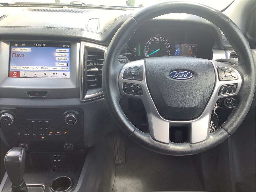 2017 Ford Everest Fx2 3.2D/6At
