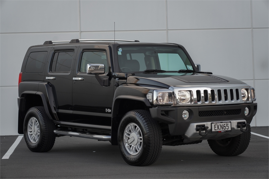 2008 Hummer H3 Luxury 3.6P 4A 5Dr Wagon