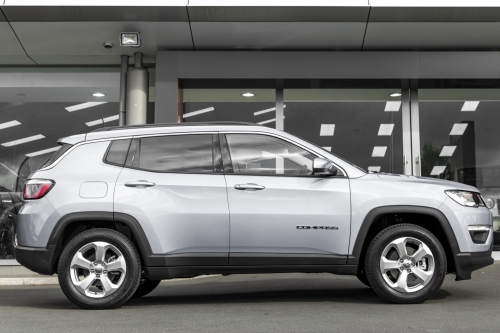 2021 Jeep Compass Longitude 2.4P 6A 5Dr Wagon