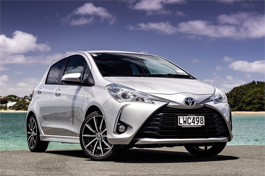 2019 Toyota Yaris ZR 1.5 Petrol 4-Automatic Hatch 5 Door