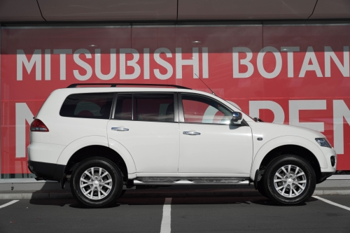 2015 Mitsubishi Challenger Exctd 2.5D4wd5a/Sw7s