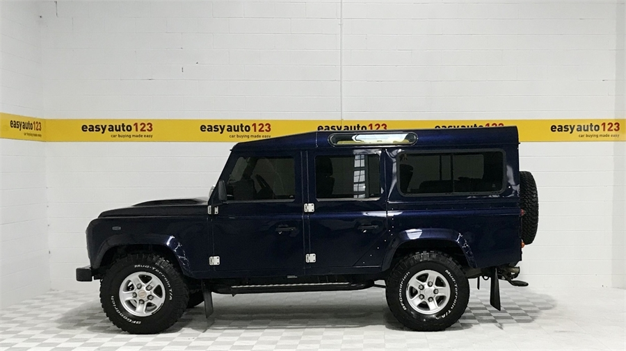 2014 Land Rover Defender 110 Station Wagon