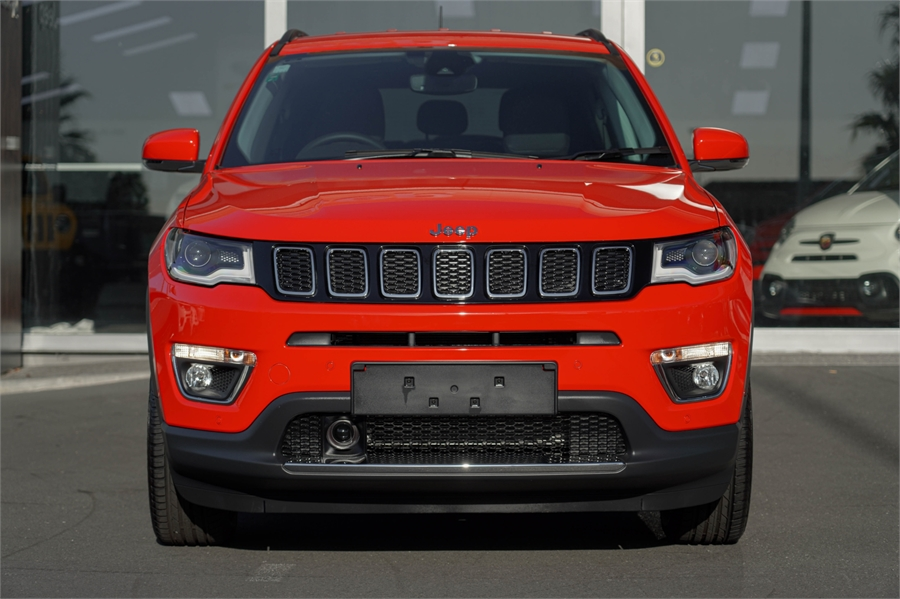 2021 Jeep Compass Limited 2.4P 4WD *NEW*