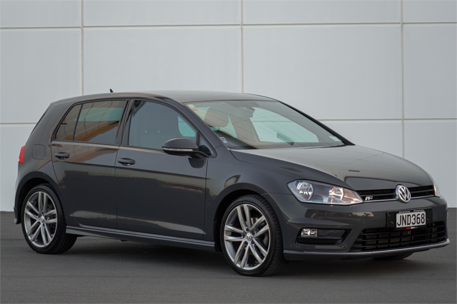 2015 Volkswagen Golf TSi Highline 1.4P 7A 5Dr Hatch
