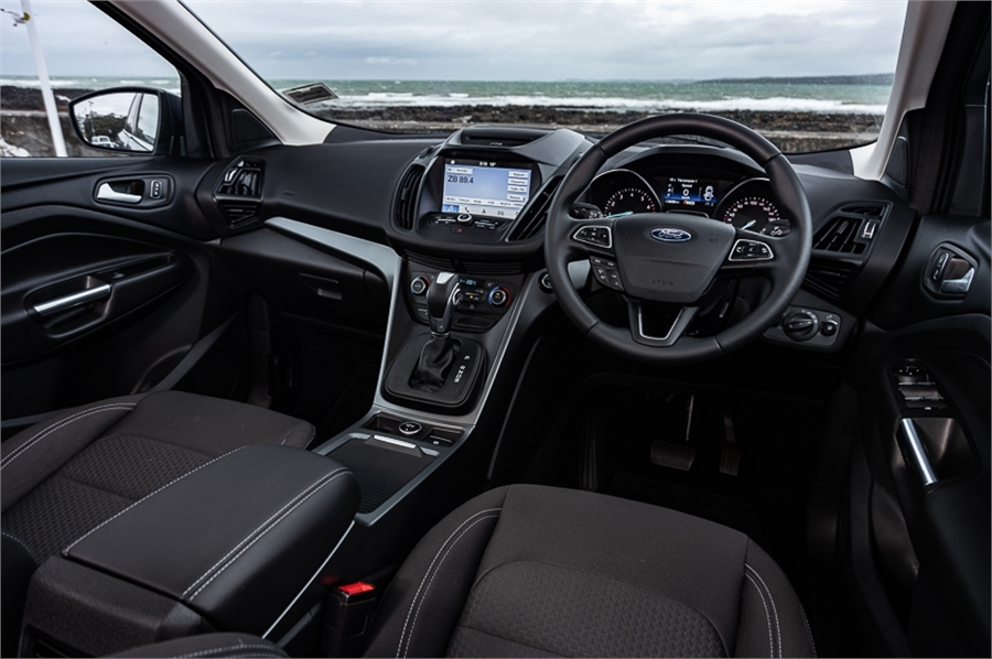 2017 Ford Escape SUV Trend Awd Diesel 2.0 Automatic
