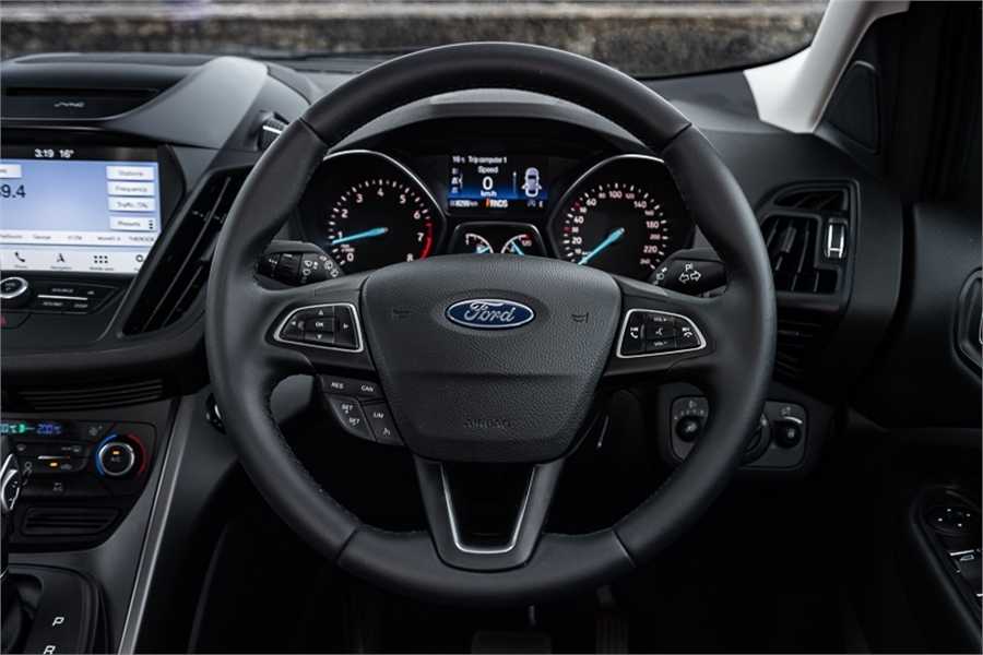 2018 Ford Escape SUV Trend Awd Diesel 2.0 Automatic