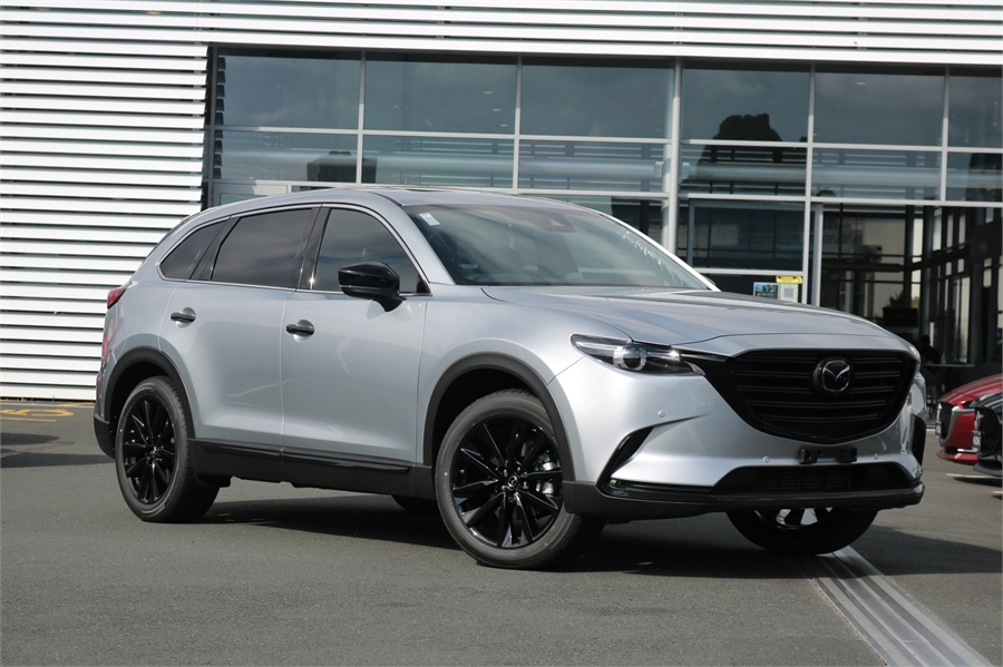 2021 Mazda CX-9 Ltd 2.5Pt/4Wd/6At