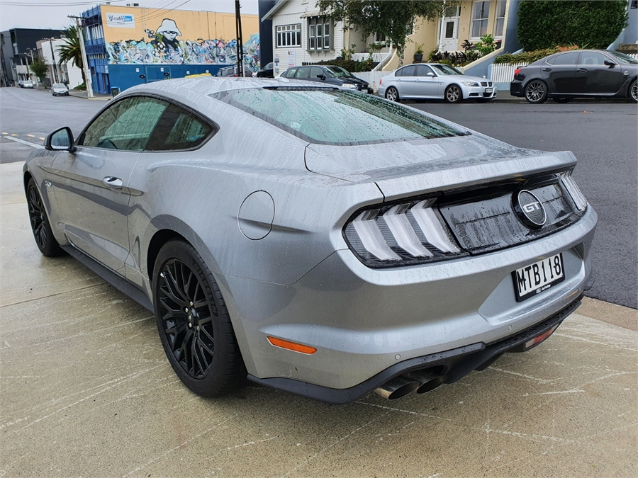 2020 Ford Mustang 5.0L Fastback At 5.0
