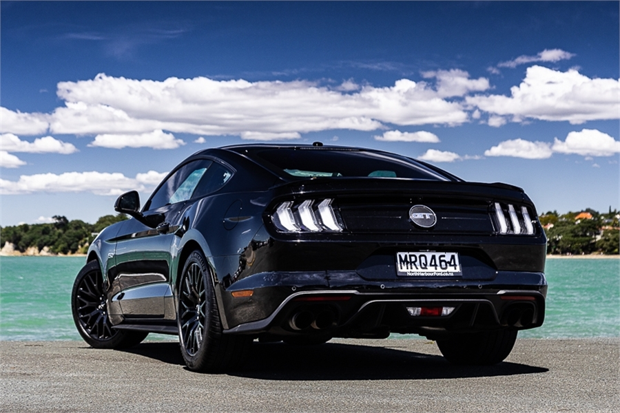 2020 Ford Mustang GT Fastback 5.0 V8 10 speed Auto