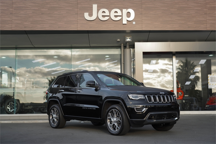 2021 Jeep Grand Cherokee Limited 3.6P/4Wd/8At