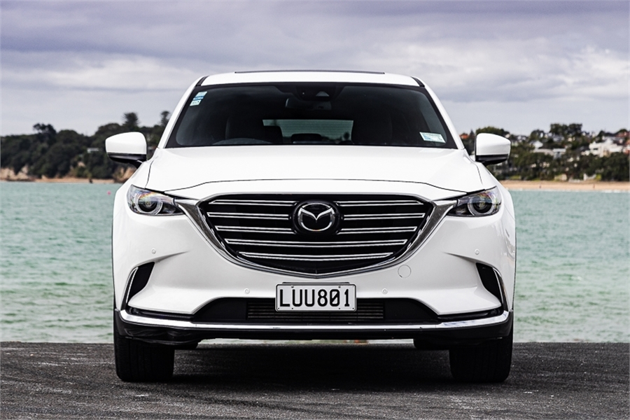 2018 Mazda CX-9 SUV AWD LTD 2.5 Petrol Turbo Auto