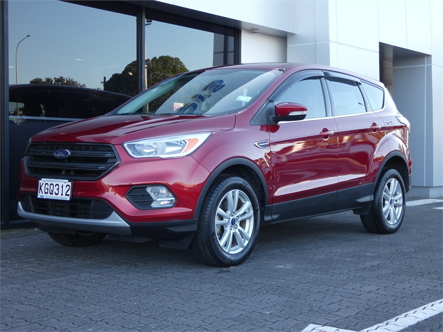 2017 Ford Escape Ambiente FWD EcoBoost