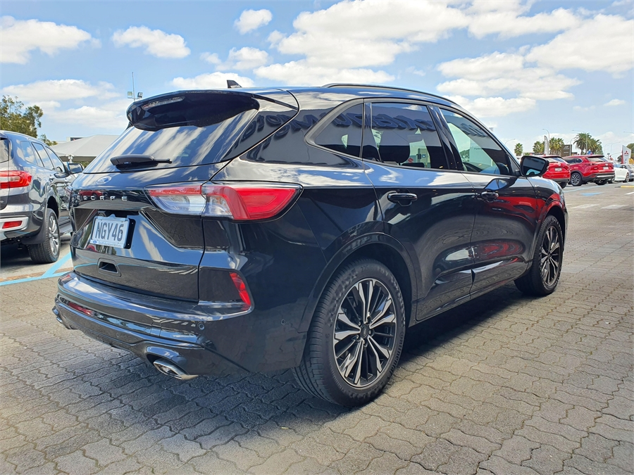 2021 Ford Escape SUV ECOBOOST ST-LINE X 2.0P 8A AWD