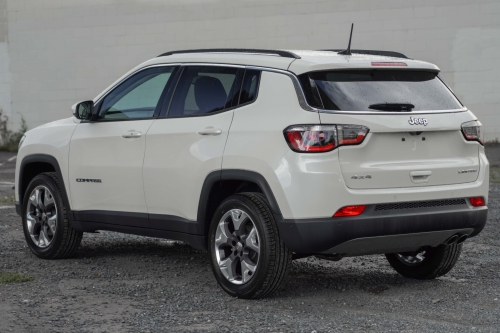 2021 Jeep Compass Limited 2.4P 4WD 9A 5Dr Wagon
