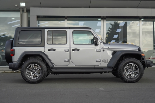 2021 Jeep Wrangler Sport 4 Door 3.6P