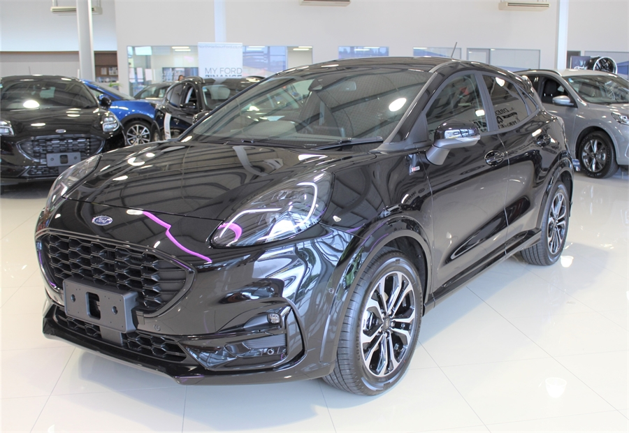2020 Ford Puma St-Line 1.0P EcoBoost