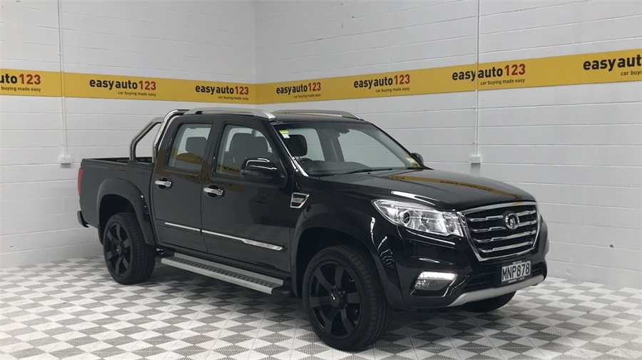 2019 Great Wall Steed 2.4P/5Mt