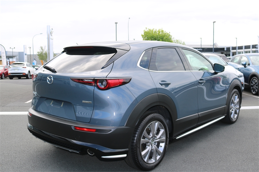 2020 Mazda CX-30 Ltd Ptr 2.5P/4Wd/6At