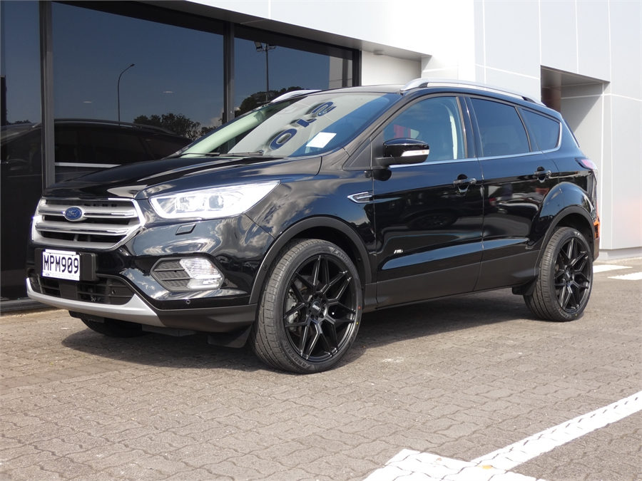 2019 Ford Escape Titanium AWD Diesel