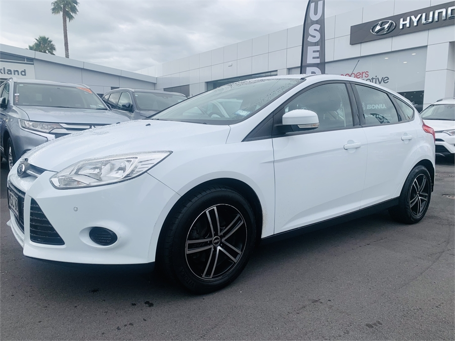 2014 Ford Focus Ambiente 1.6 A H