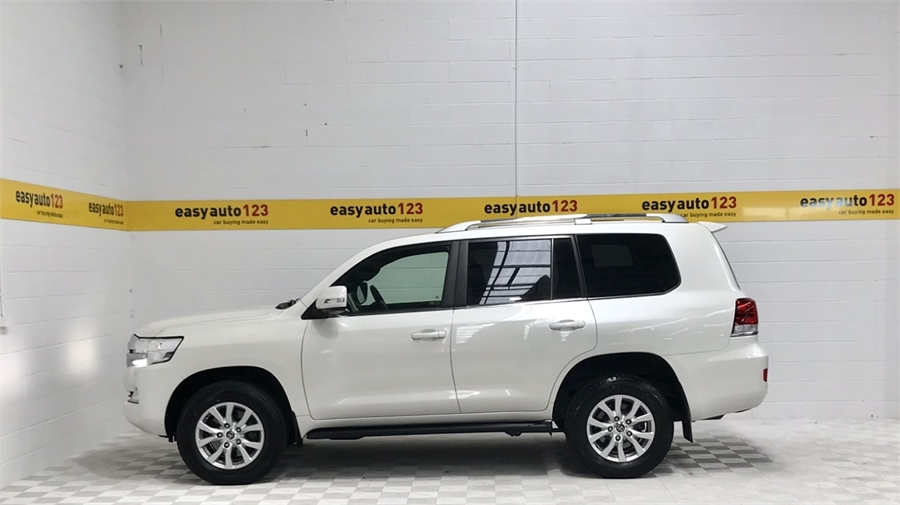 2018 Toyota Land Cruiser Vx 4.5D/4Wd/6At/Sw/5