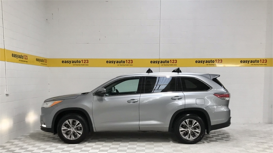 2015 Toyota Highlander Gxl 3.5P/4Wd/6At/Sw/