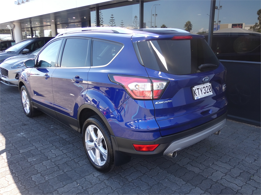 2017 Ford Escape Trend Diesel