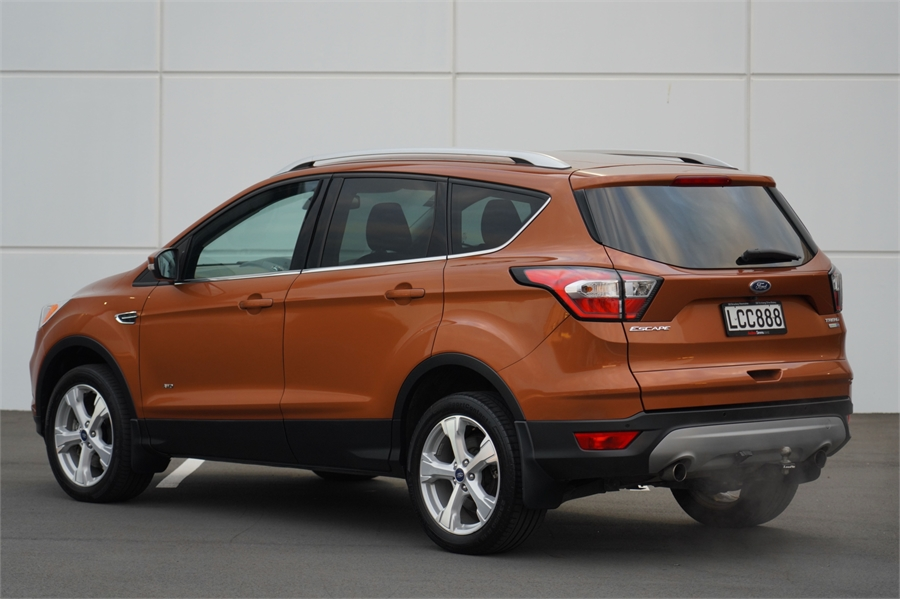 2018 Ford Escape Trend 2.0P AWD 6A 5Dr Wagon