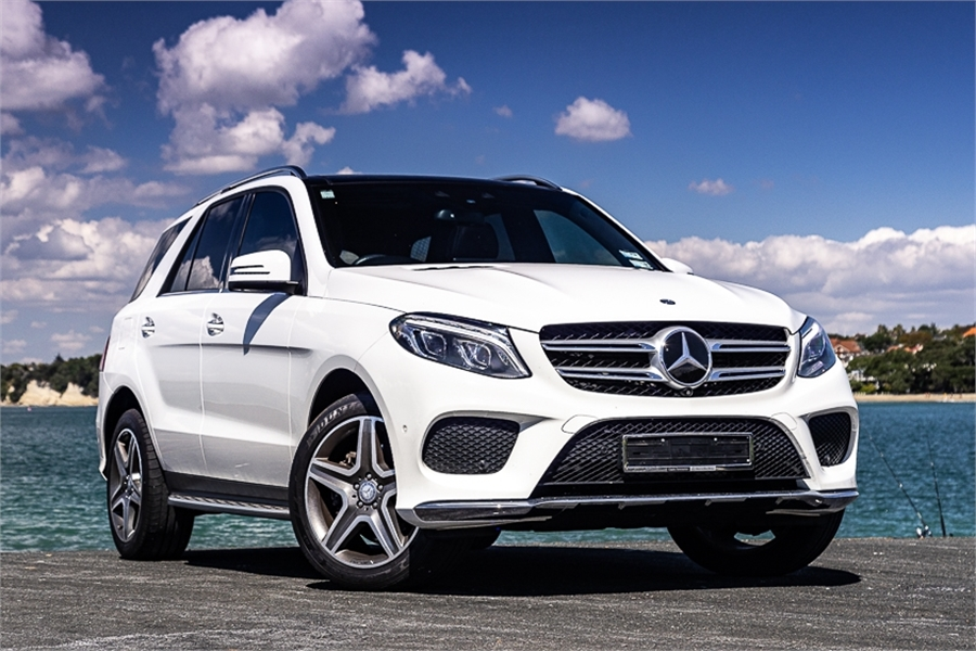 2015 Mercedes-Benz GLE 350d AMG Sport AWD 3.0 Diesel Turbo