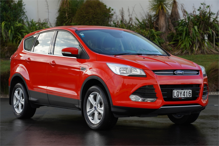 2016 Ford KUGA Ambiente 1.5P AWD 6A 5Dr Wagon