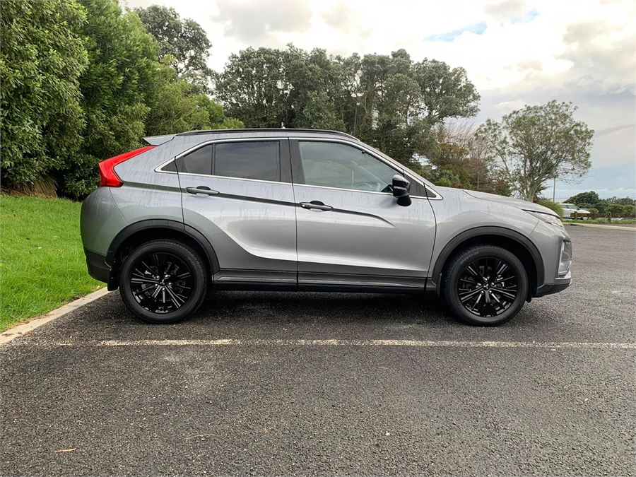 2019 Mitsubishi Eclipse Cross 1.5 Black Edition