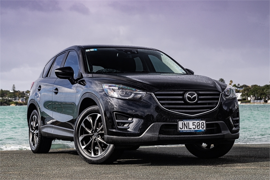 2016 Mazda CX-5 SUV Limited Ltd  2.2 Diesel Auto