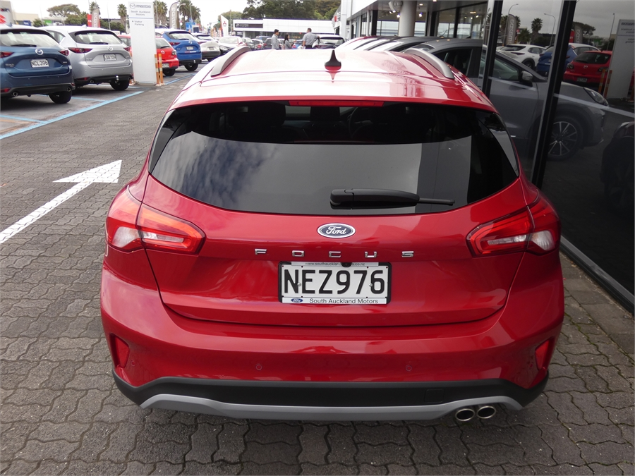 2021 Ford Focus Active EcoBoost