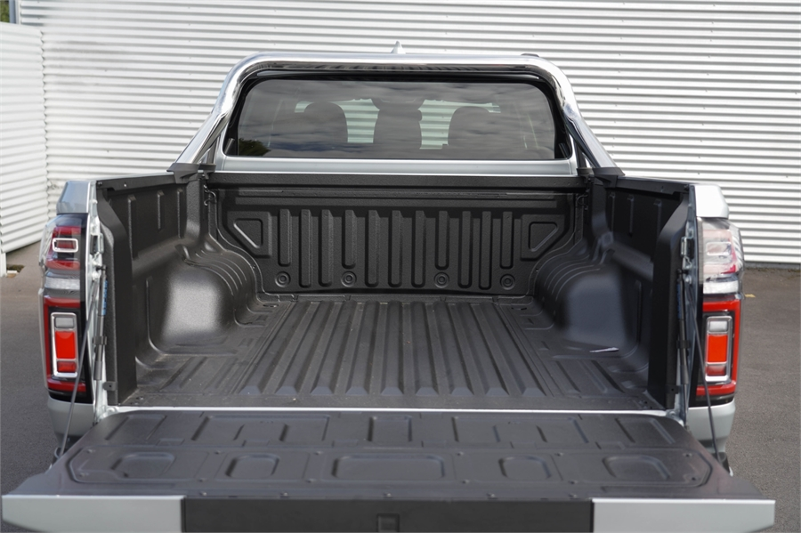 2021 Great Wall Cannon Lux 2.0TDi D-Cab 2WD 8A 4Dr Ute