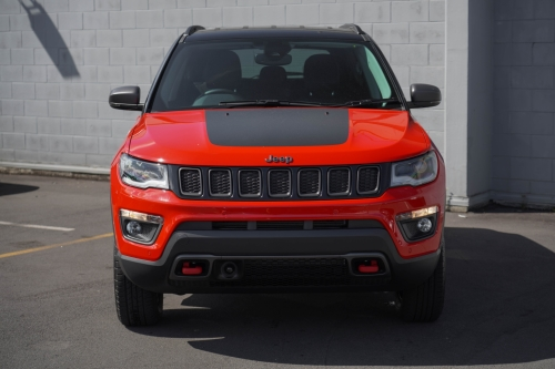 2021 Jeep Compass Trailhawk 2.4P 4WD 9A 5Dr Wagon