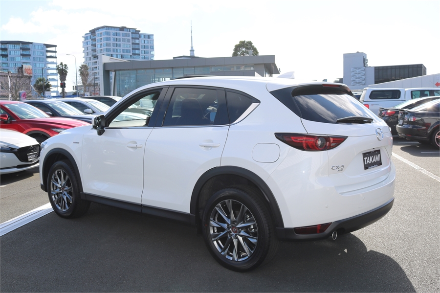 2020 Mazda CX-5 100Th 2.5Pt/4Wd/6At
