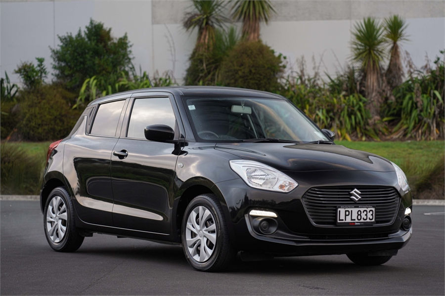 2018 Suzuki Swift GLC 1.2P CVT 5Dr Hatch