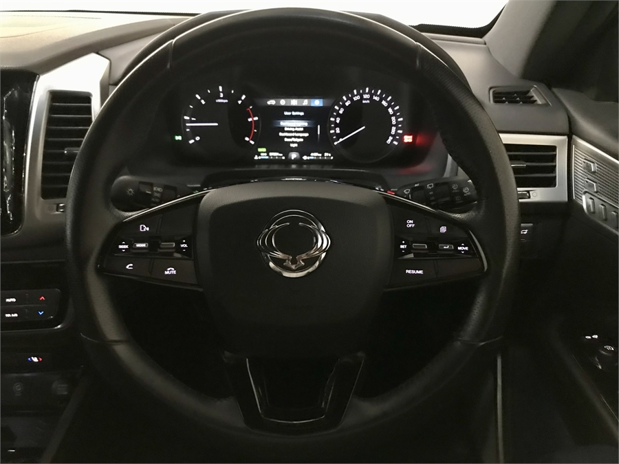 2017 SsangYong Rexton Spr 2.2Dt/4Wd/7At