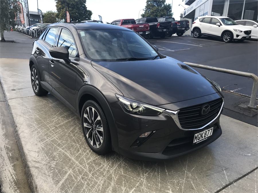 2020 Mazda CX-3 Gsx 2.0P/4Wd/6At