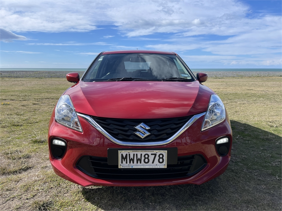 2020 Suzuki Baleno Glxa 1.4P/4At
