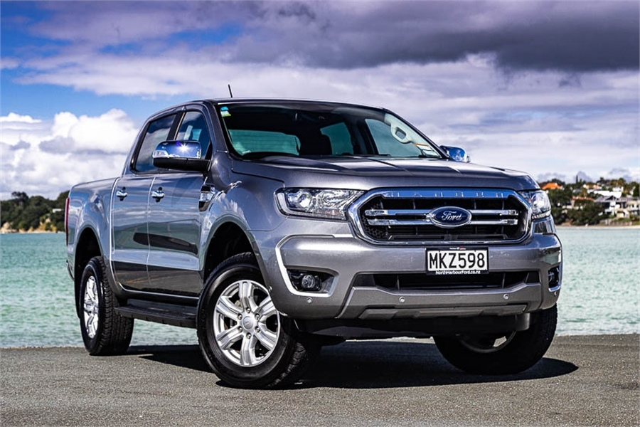 2019 Ford Ranger PX3 XLT 4x4 Double Cab Welside Auto 3.2 diesel Auto
