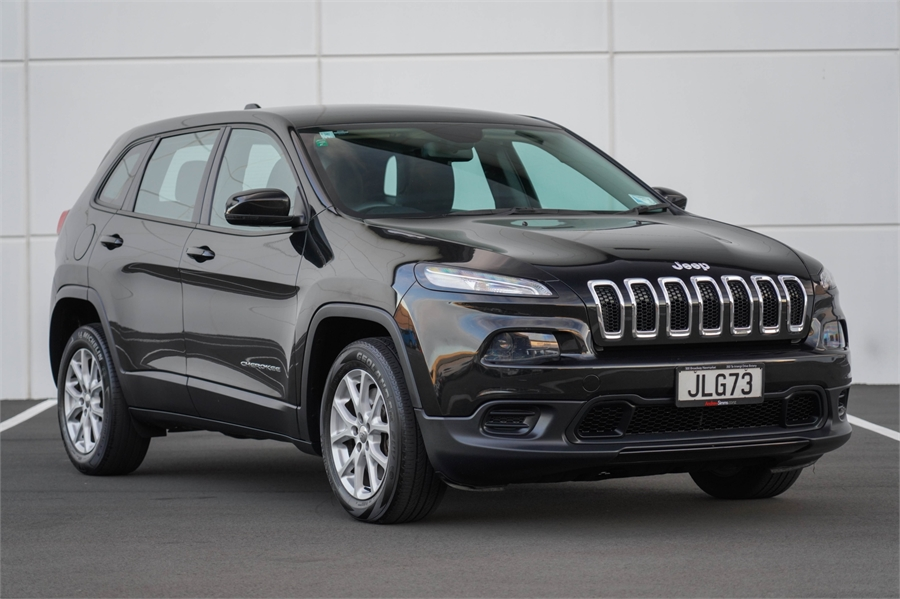 2015 Jeep Cherokee Sport 2.4P FWD 9A 5Dr Wagon