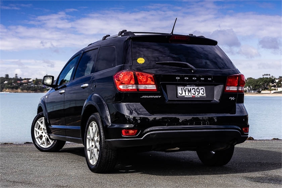 2016 Dodge Journey SUV R/T 2.4 Petrol Auto